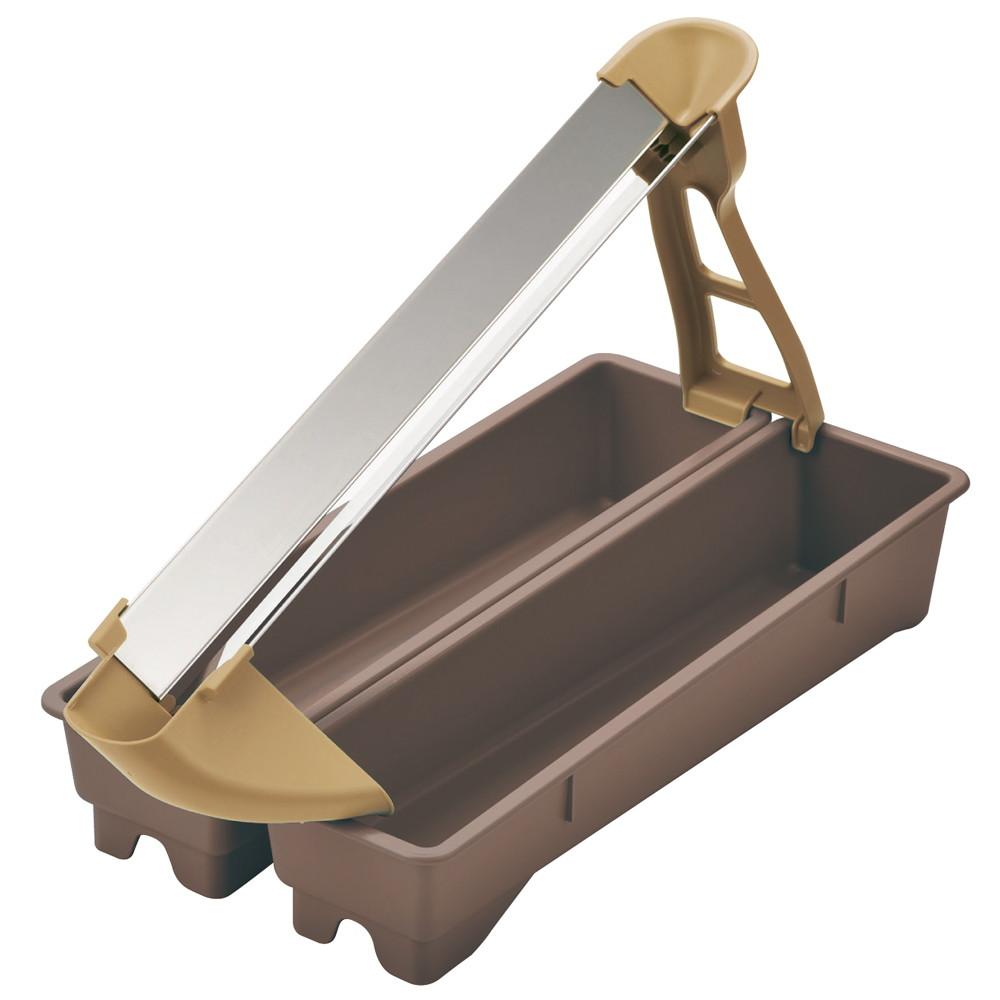エッグスライドセパレーター GM-4045 [ 227 x 510 x H300mm ] 【 調理小物 】 |飲食店 製菓店 厨房 キッチン 業務用