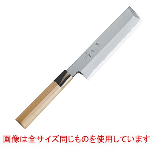 ☆ 調理小物 ☆神田上作 薄刃 195mm 【 飲食店 厨房 和食 料亭 業務用 】