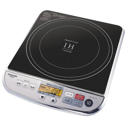 ☆ 厨房機器 ☆テスコム電磁調理器TIH2000 [ 230 x 274 x H58mm ] 【 飲食店 レストラン ホテル 厨房 業務用 】