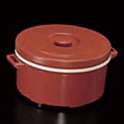☆ 厨房機器 ☆PC保温食缶 ごはん用 DF-R2 [ Φ324 x 386 x H180mm ] 【 飲食店 レストラン ホテル 厨房 業務用 】