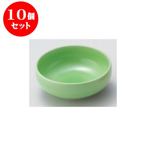 10個セット 松花堂 ヒワ松花堂鉄鉢丼 [11 x 4cm] 【料亭 旅館 和食器 飲食店 業務用】