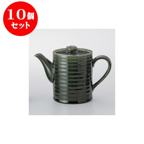 10個セット 鍋用品 オリベ 手付大だし入 [10 x 14cm 810cc] 【旅館 料亭 飲食店 和食 業務用】