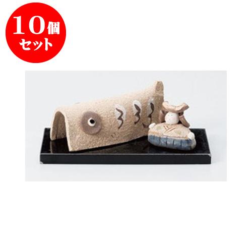 10個セット 縁起の福飾り 桃の立ち木雛 [11.2cm] 【インテリア 縁起物】