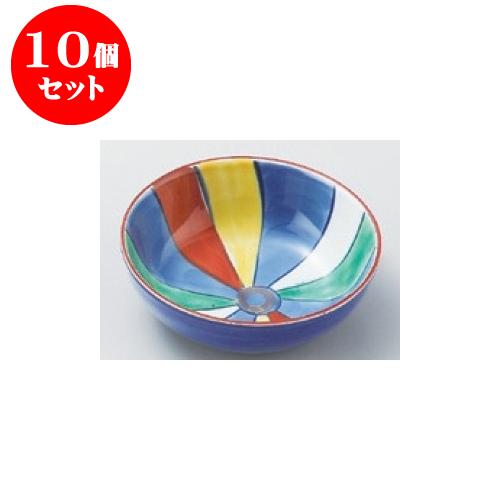 10個セット 松花堂 紙風船丸小鉢 [10.5 x 3.5cm] 【料亭 旅館 和食器 飲食店 業務用】