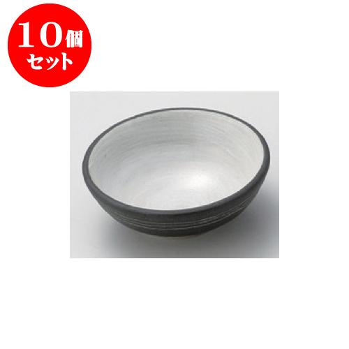 10個セット 松花堂 四季松3.6小鉢 [10.4 x 3.7cm] 【料亭 旅館 和食器 飲食店 業務用】