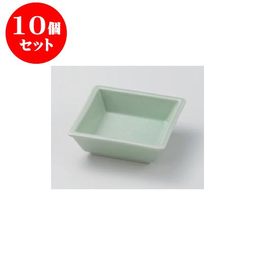 10個セット 松花堂 ヒワセバ口角鉢 [11 x 3.5cm] 【料亭 旅館 和食器 飲食店 業務用】
