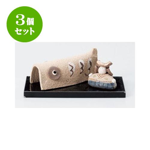 3個セット 縁起の福飾り 桃の立ち木雛 [11.2cm] 【インテリア 縁起物】
