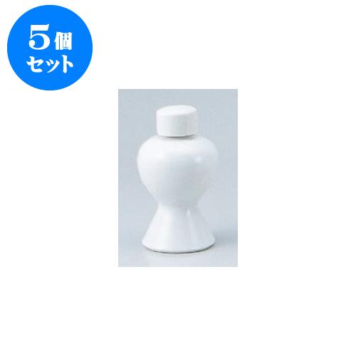5個セット 神仏具 白6.0平次 [18cm] 【お盆 供養 神事 お墓 仏壇 佛具】