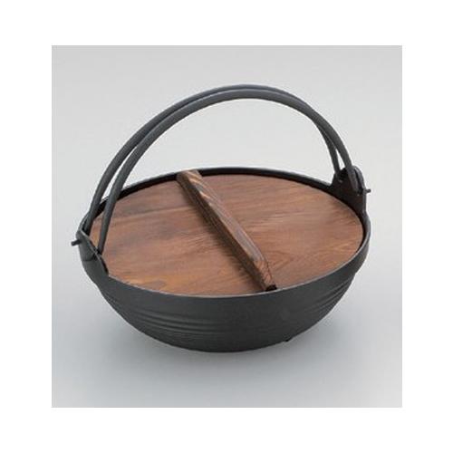 鍋用品 アルミ鍋30cm [30 x 10.8cm] 【料亭 旅館 和食器 飲食店 業務用】