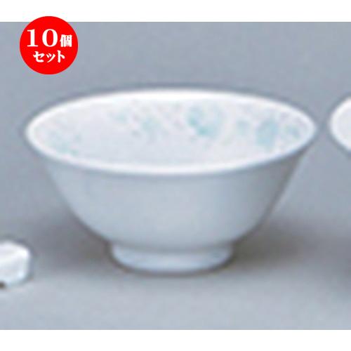 10個セット☆ 中華オープン ☆ 夢彩華(強化) 41/2吋スープ碗 [ 11.3 x 5.2cm ] 【 中華 ラーメン ホテル 飲食店 業務用 】