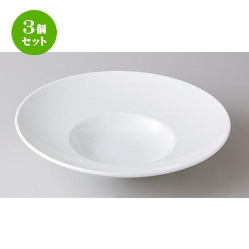 3個セット☆ モダンスタイル ☆ リベラル28cmリム型スープ [ 27.5 x 6.6cm ・ 内径14cm ] 【 レストラン ホテル カフェ 洋食器 飲食店 業務用 】