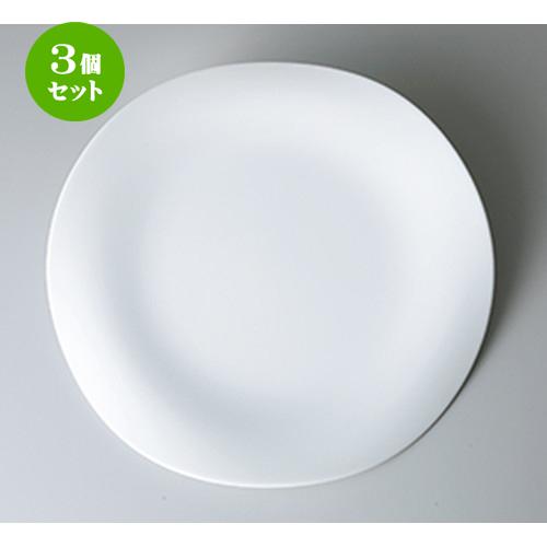 3個セット☆ モダンスタイル ☆ テンデンシーサービスプレート31.5cm [ 31.5 x 2.7cm ] 【 レストラン ホテル カフェ 洋食器 飲食店 業務用 】