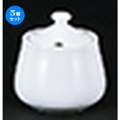5個セット☆ 洋陶オープン ☆ マジェンダ シュガー [ 8.6 x 8.2cm ] 【 レストラン ホテル 洋食器 飲食店 業務用 】