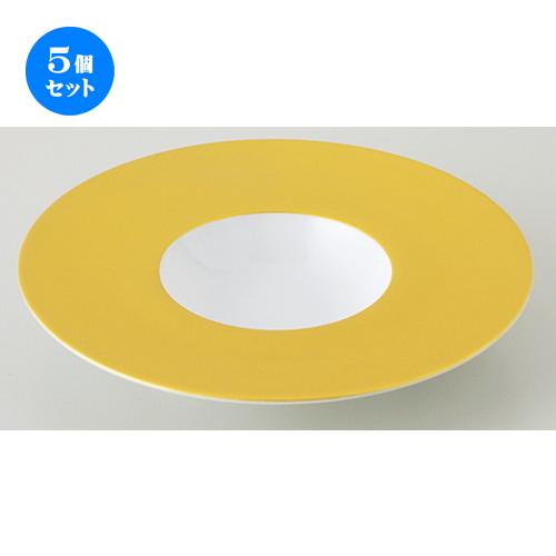 5個セット☆ モダンスタイル ☆ 25cmスープボール(GL) [ 25.0 x 4.2cm ・ 内径11.3cm ] 【 レストラン ホテル カフェ 洋食器 飲食店 業務用 】