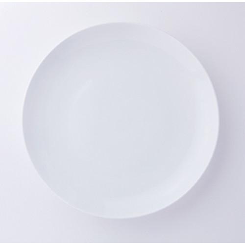 中華オープン MEGA(白磁強化) 16吋プレート(TAB161) [ 39.3 x 4.7cm ]   丸皿 プレート メイン ケーキ デザート チャーハン ラーメン 人気 おすすめ 食器 中華 飯店 中華食器 業務用 飲食店 カフェ うつわ おしゃれ かわいい ギフト プレゼント 誕生日 贈り物 贈答品