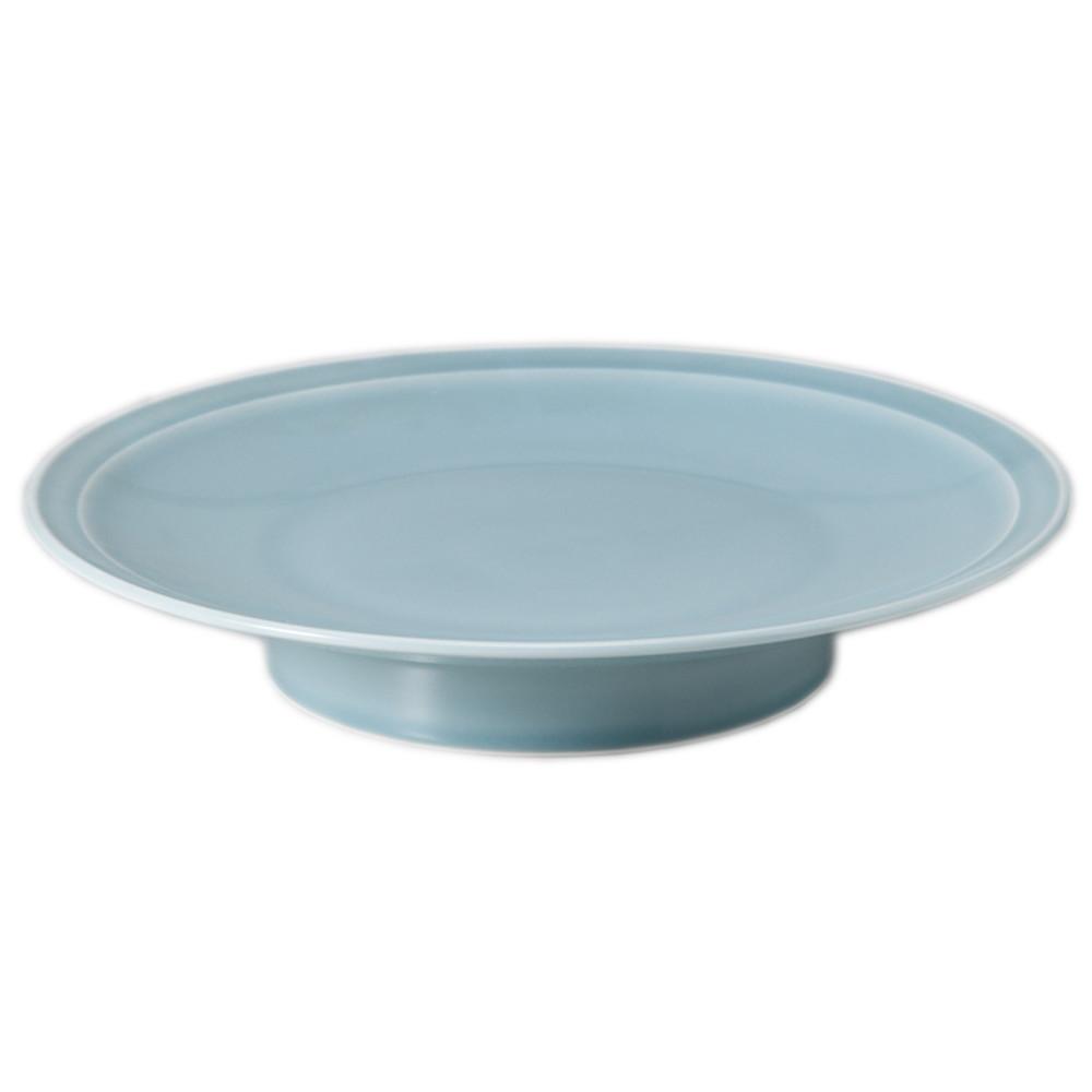 青磁 9.0高浜皿 [ 28 x 5.6cm ] 【中華オープン 】 | 中華料理 飯店 ラーメン店 飲食店 業務用