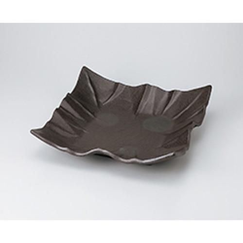 盛込鉢 炭化土折り紙大皿(605018) [ 32.5 x 9cm ] | 盛り鉢 盛鉢 万能 取り鉢 おすすめ 食器 業務用 飲食店 カフェ うつわ 器 おしゃれ かわいい お洒落 可愛い おしゃれ かわいい お洒落 可愛い