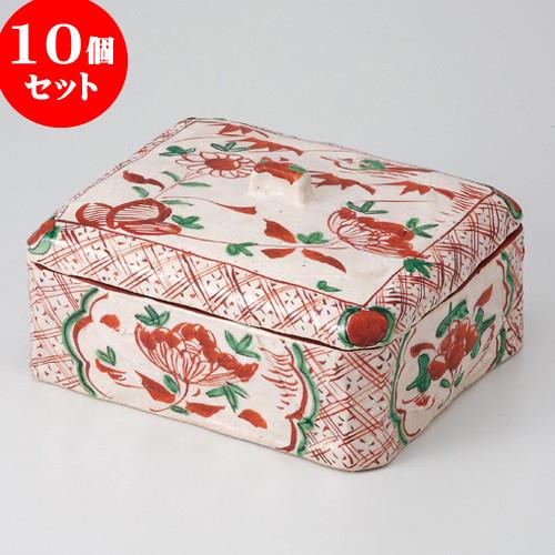 10개 세트☆특선성입 하치☆만력도상[ 19.3 x 16 x 10 cm 1700 g ]