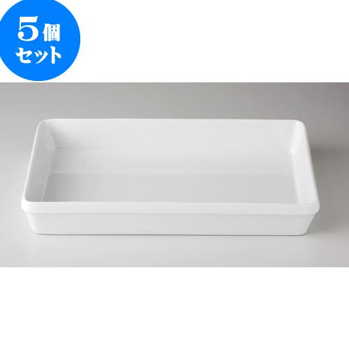 5個セット ☆ パイ皿 ☆ マイスターホワイト 12