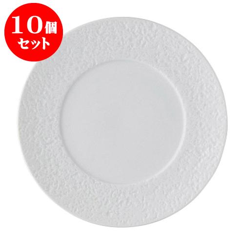10個セット デリカウェア コーラル27cmディナー [27.8 x 2.5cm] 料亭 旅館 和食器 飲食店 業務用