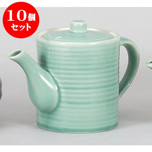 10個セット 鍋小物 松峰青地汁次(大) [11.3 x 14.3cm 830cc] 料亭 旅館 和食器 飲食店 業務用