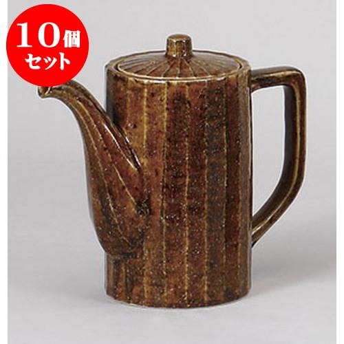 10個セット 鍋小物 飴汁次(大) [10 x 16.5cm 900cc] 料亭 旅館 和食器 飲食店 業務用