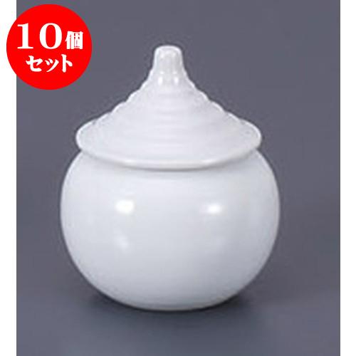 10個セット 神具 白3.0水玉 [9.3 x 11cm] 仏具 神具 供養 お墓 仏壇 お盆 お彼岸