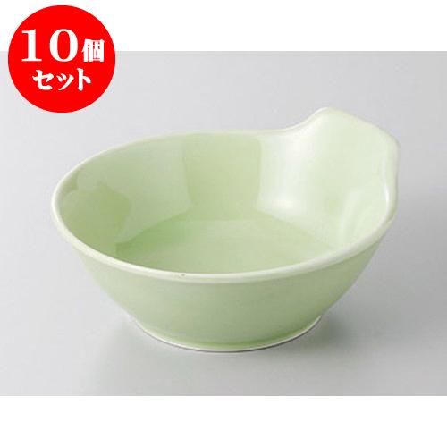 10個セット 呑水 ヒワ呑水 [12.8 x 12 x 5.3cm] 強化 料亭 旅館 和食器 飲食店 業務用