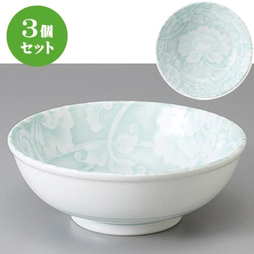 3個セット☆ 中華丼 ☆みろく8.0玉丼 [ 24.7 x 9.2cm ] 【 中華食器 ラーメン店 飲食店 業務用 】