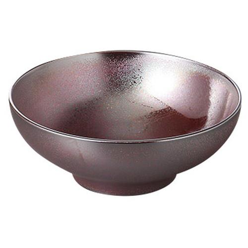 紅彩25cm深大鉢 [ 25.3 x 10cm ] [ 盛鉢 ] | 和食 飲食店 旅館 料亭 業務用