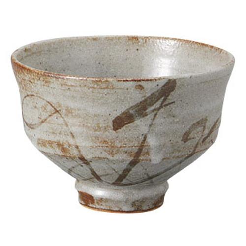 絵唐津茶碗(木箱入) [ 12 x 8cm ] [ 抹茶碗 ]   茶道 野点 日本土産 贈り物