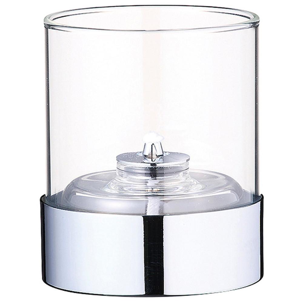 ルナックスオイルランプ 85S-108C [ Φ71 x H87mm ] 【 ランプ 】| インテリア 照明 灯り おしゃれ 飲食店 自宅用 業務用