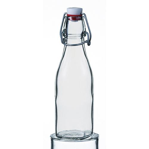 スウィングボトル 0.25 [径31mm 高さ190mm 容量250cc 最大径(mm)55x55 ] 28個入(584円/個) 【カフェ レストラン ホテル 業務用 飲食店】