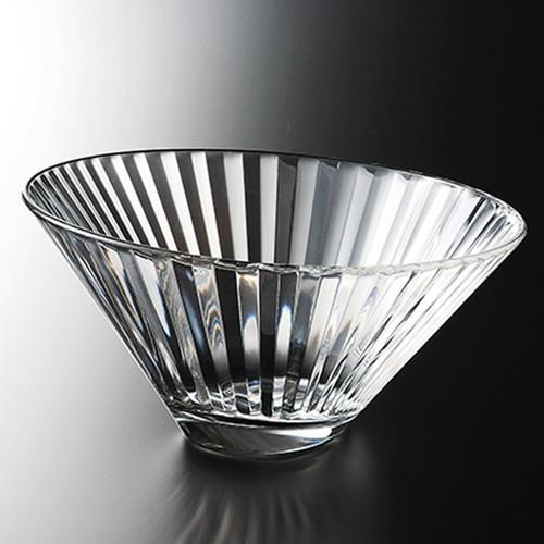 Vetrerie Riunite(ヴェトレリエ リユニティ) ディーヴァ ボール26 x 20 [ 273 x 210 x H120mm ] 【 ボール 】| ホテル レストラン 飲食店 洋食器 ガラス おしゃれ 業務用