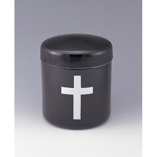 キリスト 黒キリスト(壺単品) 7寸 [7寸] 【供養 お盆 お彼岸 仏具】