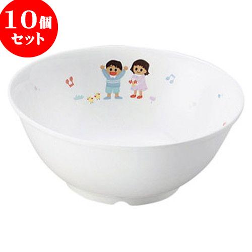 10個セット 和陶オープン フレンド 中鉢 [ 14.5 x 6cm ・ 500cc ] 料亭 旅館 和食器 飲食店 業務用