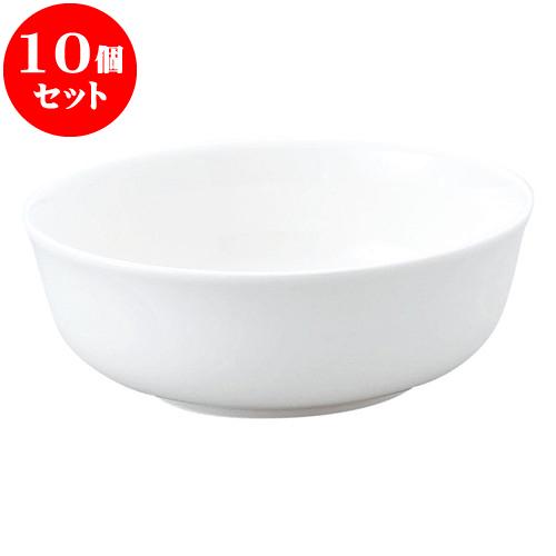 10個セット 洋陶オープン 軽量強化 シリカ 5.5吋ボール [ 13.7 x 5cm ] 料亭 旅館 和食器 飲食店 業務用