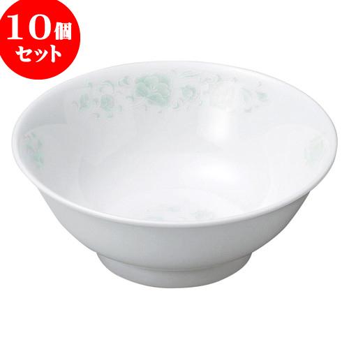 10個セット 中華オープン 夢彩華 9吋スープボール [ 22.7 x 8cm ・ 1,600cc ] 料亭 旅館 和食器 飲食店 業務用