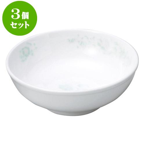 3個セット中華オープン 夢彩華 7.0玉丼 [ 21.4 x 7.9cm ・ 1,300cc ] 料亭 旅館 和食器 飲食店 業務用