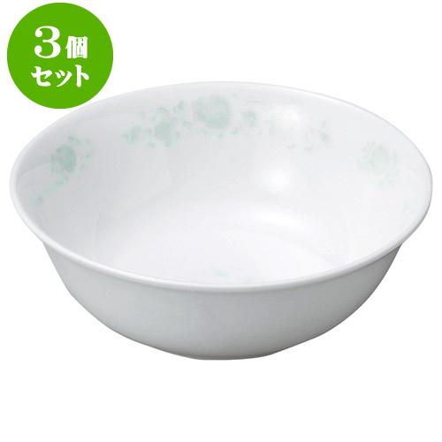 3個セット中華オープン 夢彩華 10吋スープボール [ 25.4 x 8.8cm ・ 2,300cc ] 料亭 旅館 和食器 飲食店 業務用