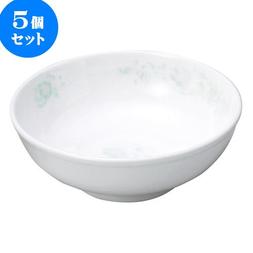 5個セット 中華オープン 夢彩華 7.0玉丼 [ 21.4 x 7.9cm ・ 1,300cc ] 料亭 旅館 和食器 飲食店 業務用