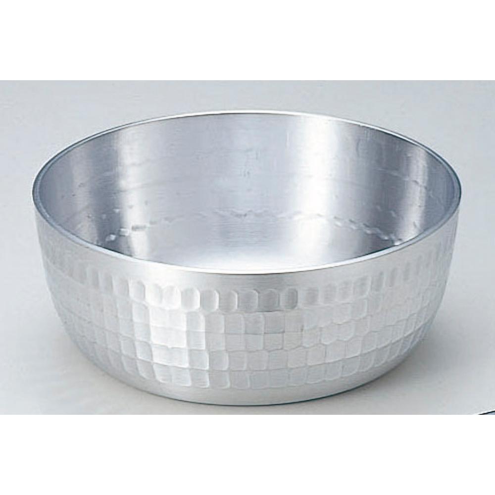 厨房用品 アルミ矢床鍋 [ 27cm 5.6L ] 【料亭 旅館 和食器 飲食店 業務用】