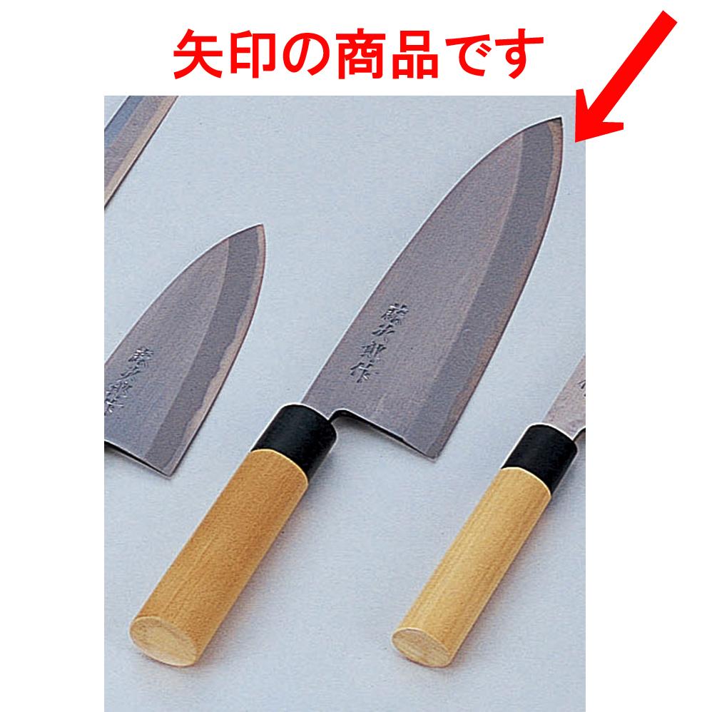 厨房用品 藤次郎作出刃包丁 [ 21cm ] 【料亭 旅館 和食器 飲食店 業務用】