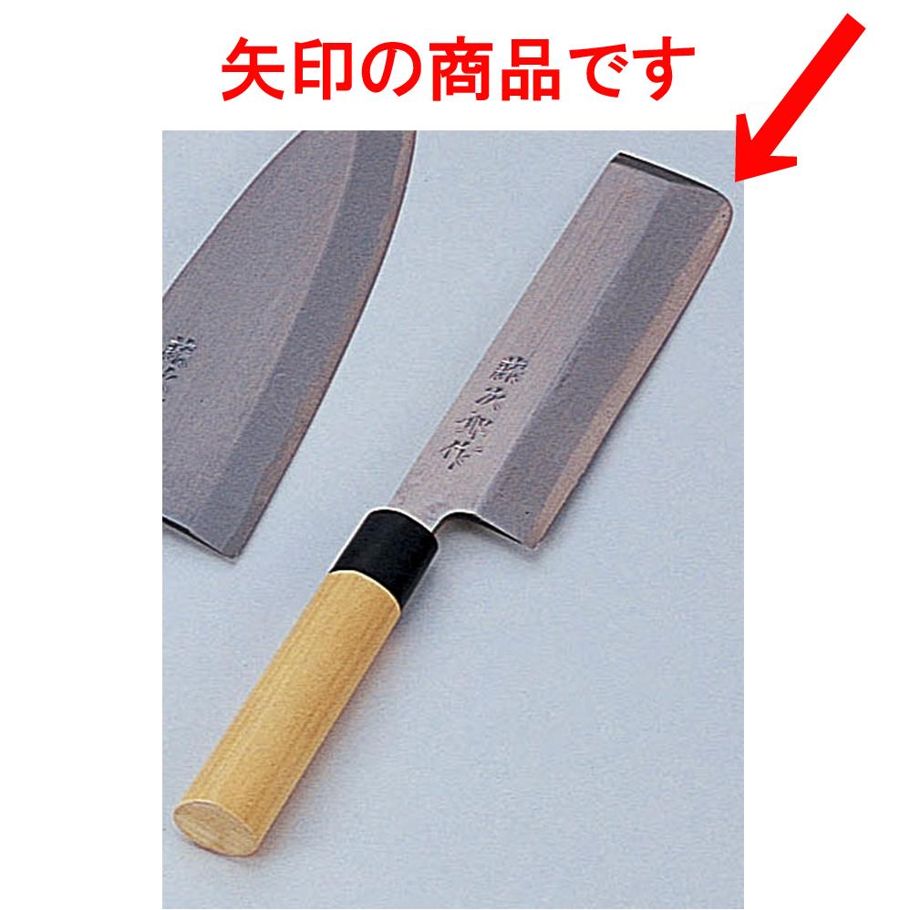 厨房用品 藤次郎作薄刃包丁 [ 24cm ] 【料亭 旅館 和食器 飲食店 業務用】