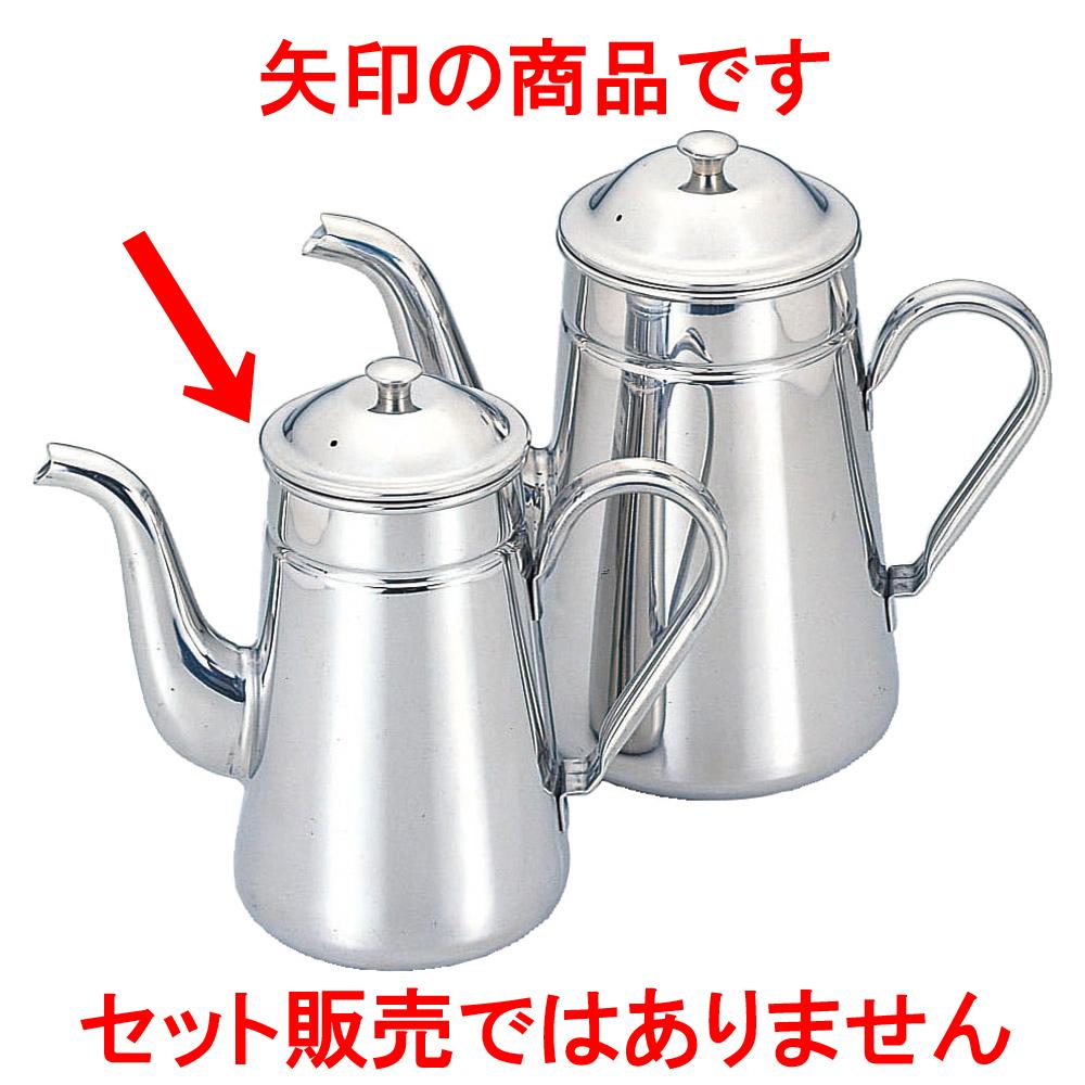厨房用品 18-8コーヒーポット [ #16 上部内径11.5 x 21cm 3L ] 【料亭 旅館 和食器 飲食店 業務用】