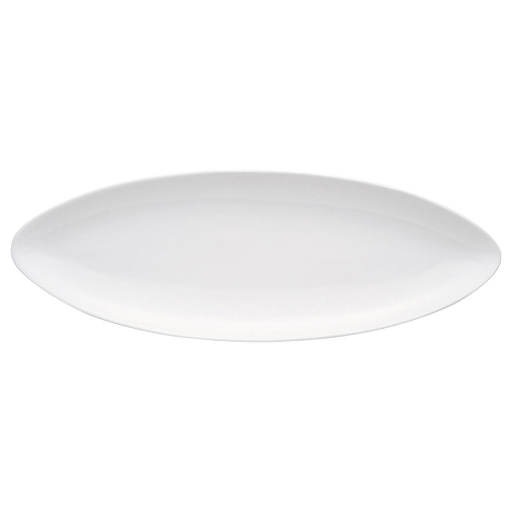 もだんコントラスト オーバル66cmプレート [ 66 x 22.8 x 5cm ] | 楕円 皿 プラター 丸 パスタ 人気 おすすめ 食器 洋食器 業務用 飲食店 カフェ うつわ 器 おしゃれ かわいい ギフト プレゼント 引き出物 誕生日 贈り物 贈答品