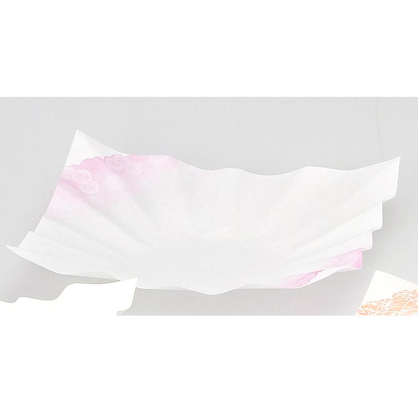 紙鍋 紙すき鍋・冬の華(冬)(300枚) [ 24 x 24cm ] 【料亭 旅館 和食器 飲食店 業務用】