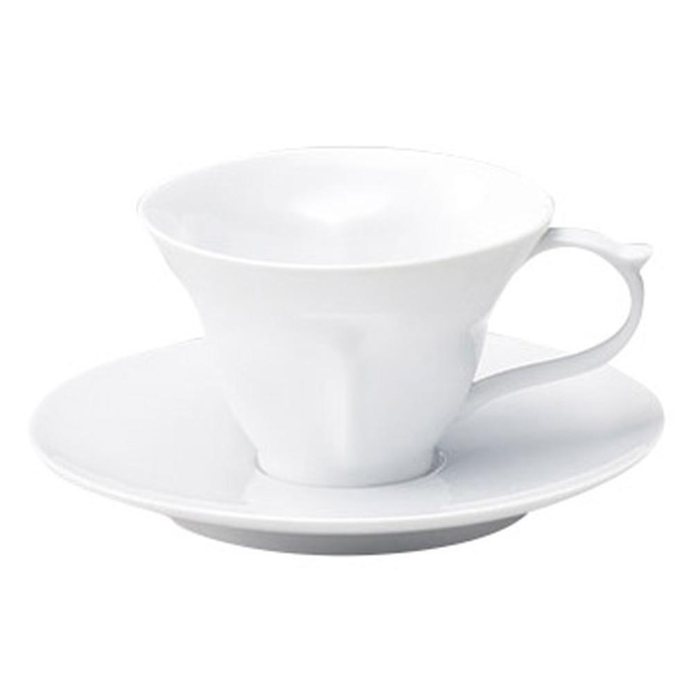 ハートインクローバーストーリーコーヒーカップ&ソーサー [ カップφ9.8 x 6.5cm(180cc)・ソーサーφ15.3 x 2cm ] [ カップ&ソーサー ]   かわいい サプライズ プレゼント 贈り物