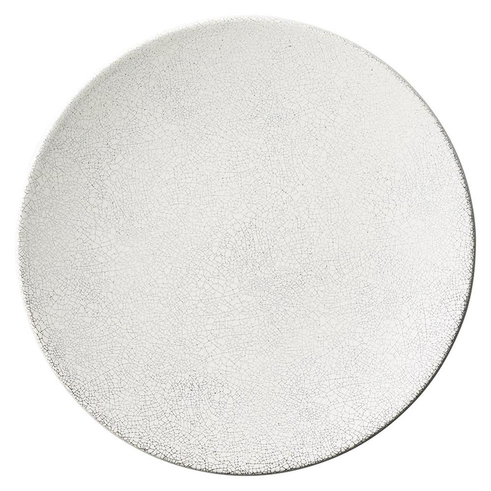 飛白 30cm皿 [ φ30.5 x 3.2cm ] [ ショウプレート ]   レストラン ホテル 洋食 イタリアン 業務用
