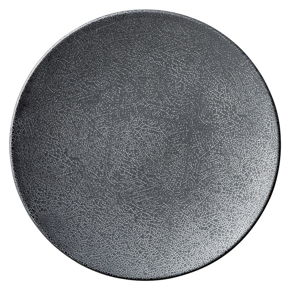 墨縅 30cm皿 [ φ30.5 x 3.2cm ] [ ショウプレート ] | レストラン ホテル 洋食 イタリアン 業務用